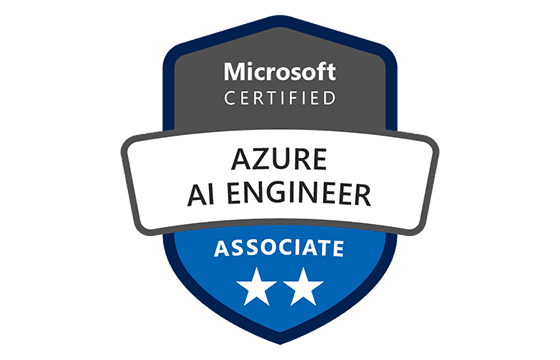 Microsoft Certified: Azure AI Engineer Associate Exams