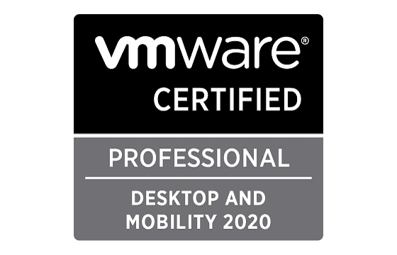 VCP-DTM 2020 Exams
