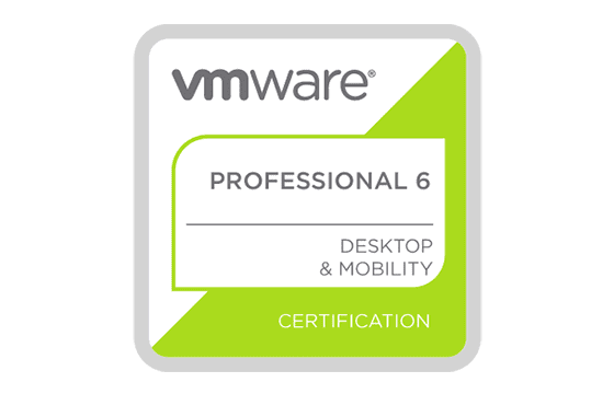 VCP6-DTM Exams